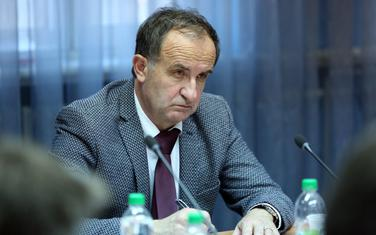 Predsjednik sudskog savjeta Mladen Vukčević