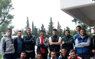 Ragbisti Arsenala iz Tivta