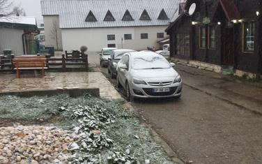 Žabljak snijeg