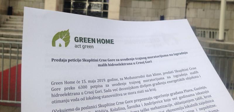 Peticiju potpisalo više od 6.300 građana