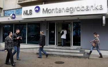 Zgrada NLB Montenegrobanke