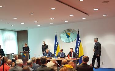 potpisivanje ugovora-Sarajevo