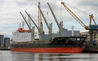 """Za dva broda kredit od 46,4 miliona dolara: Brod """"Budva"""""""