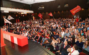 Sa konvencije Demokratske Crne Gore