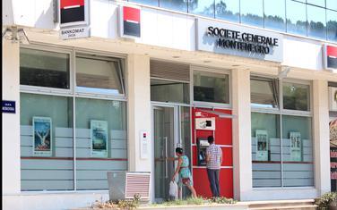 Societe generale banka Montenegro