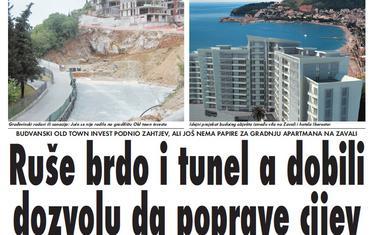 """""""Vijesti"""", 16. maj 2009."""