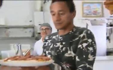 Dario Silva na poslu
