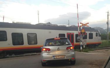 Podignuta rampa u Zagoriču