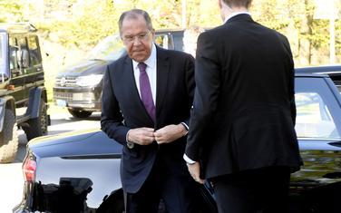 Lavrov stiže na samit