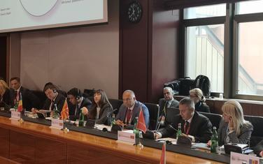 Veljović na konferenciji Foro di Roma