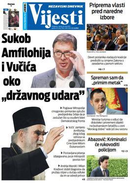 Naslovna 18. maj