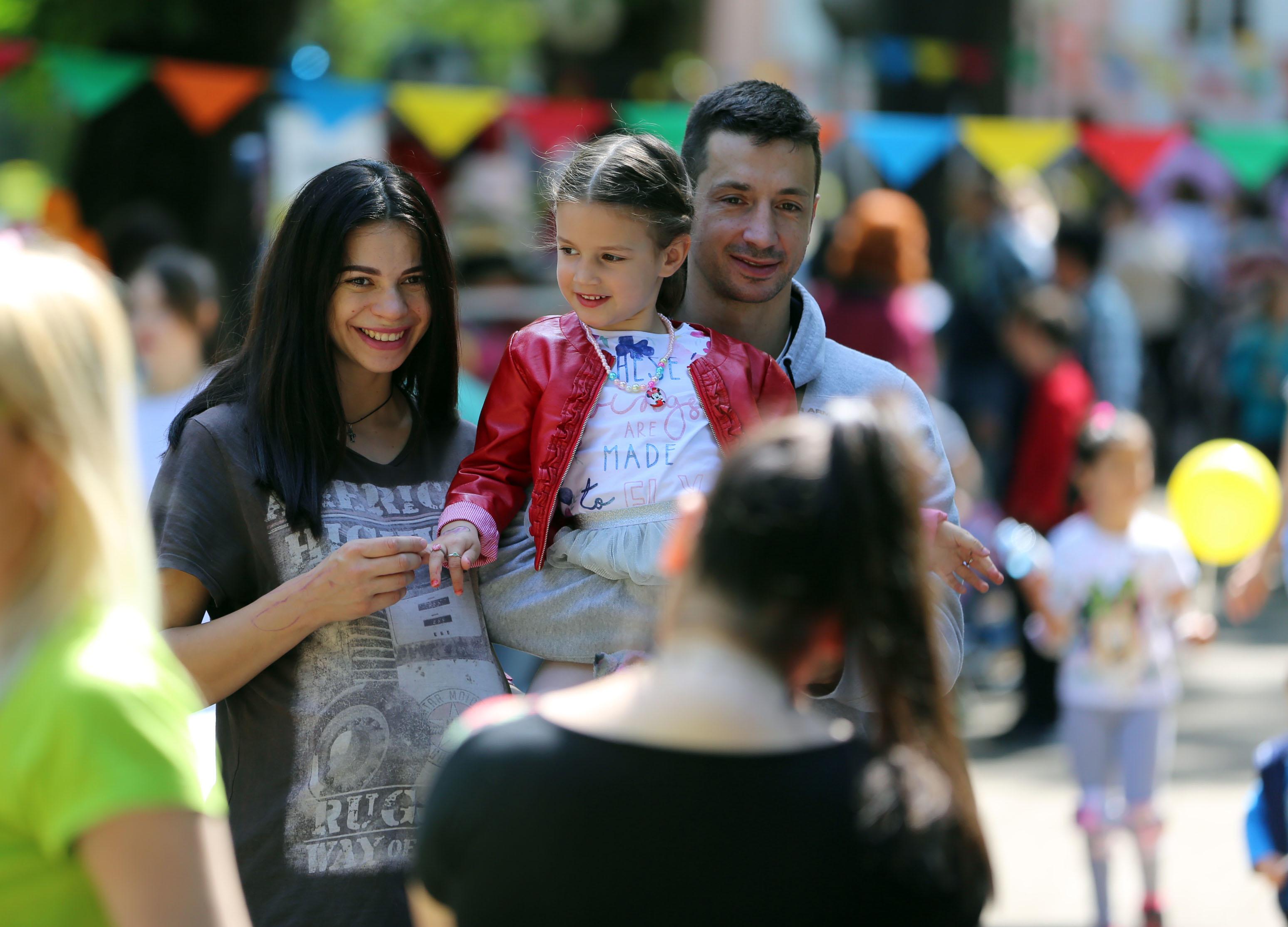 Sa Porodica festa (foto: Filip Roganović)