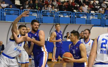 Sa meča između Sutjeske i Mornara u Nikšiću