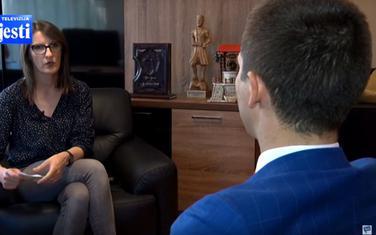 Intervju za TV Vijesti