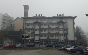 Stara toplana u Skerlićevoj ulici