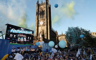 Slavlje u Mančesteru