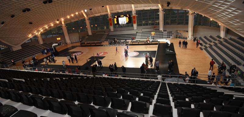"""Košarkaška dvorana """"Bemax arena"""""""