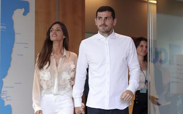Iker Kasiljas i Sara Karbonero