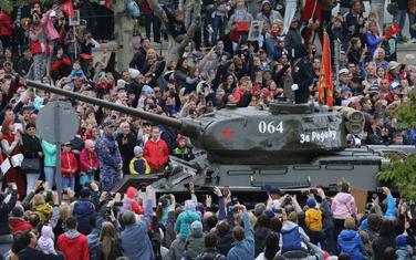Proslava Dana pobjede na Krimu