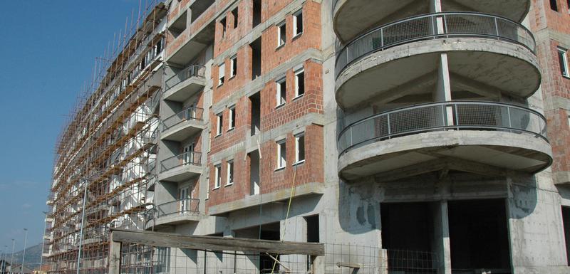 Cijena stana solidarnosti u Podgorici 674 eura po kvadratu, a u komercijalnoj prodaji 1.076 eura