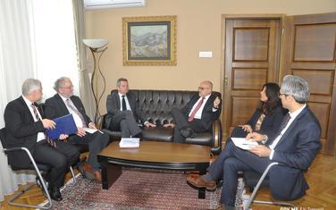 Darmanović sa predstavnicima Venecijanske komisije