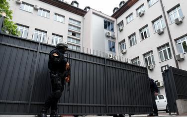 Policija oko suda uoči izricanja presude za pokušaj terorizma (ilustracija)