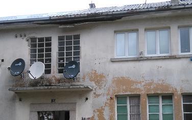Zgrada datira iz pedesetih godina