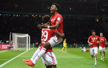Koman i Alaba slave gol za 2:0