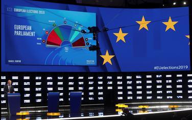 Prve projekcije budućeg saziva Evropskog parlamenta