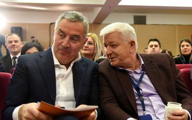 NVO i medije optužuju za politički angažman: Đukanović i Marković