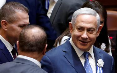 Netanjahu u Knesetu