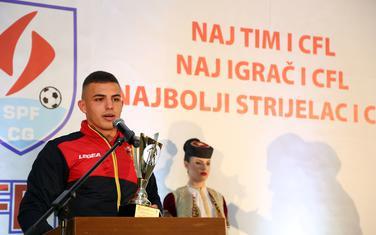 Igrač sezone: Nikola Krstović