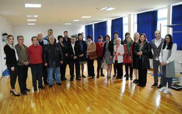Učesnici programa