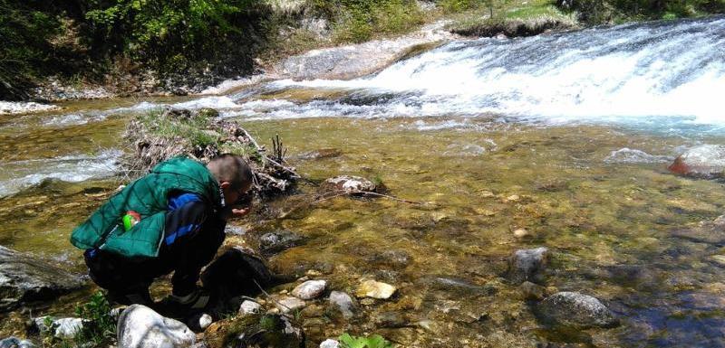 Sa protesta protiv gradnje malih hidroelektrana na Bukovici