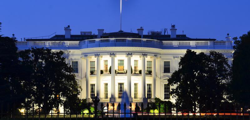 Bijela kuća (ilustracija)