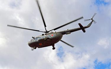 Vojni helikopter Mi-8