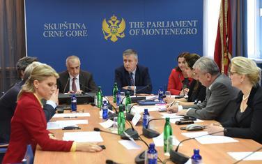 Opozicija se vratila u odbor: Sa jučerašnje sjednice
