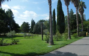 Park kod Slovenske plaže