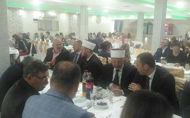 Iftarsko druženje u Beranama