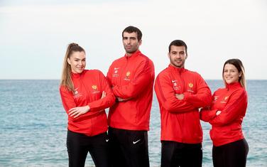 Crnogorski olimpijci