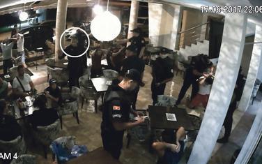 Akcija u Ulcinju u kojoj je učestvovao i nagrađeni policajac