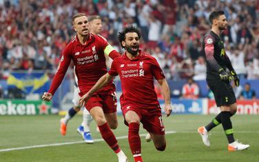 Salah slavi gol