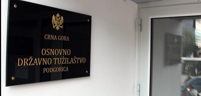 Osnovno državno tužilaštvo u Podgorici