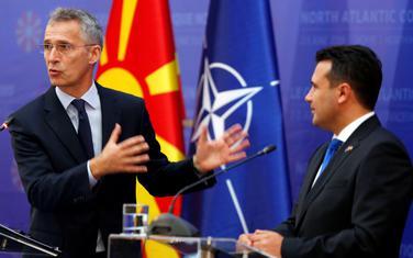 Stoltenberg i Zaev