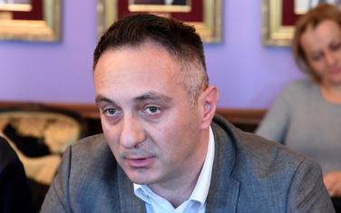 Ne odgovara na pozive: Šaranović