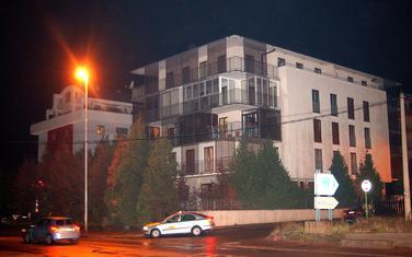 Zgrada u kojoj se nalazi Kalićev stan