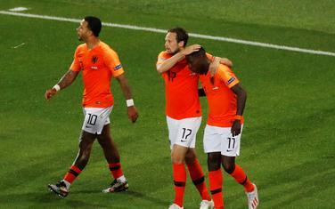 Slavlje fudbalera Holandije