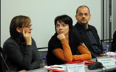 Dočekale pravdu nakon osam godina: Milka Tadić Mijović i  Milena Perović