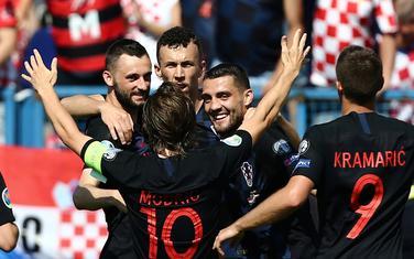 Blijeda Hrvatska je pobijedila Velšane