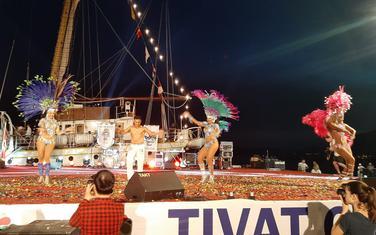 Sa karnevala u Tivtu
